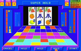 Fruit Pursuit atari screenshot